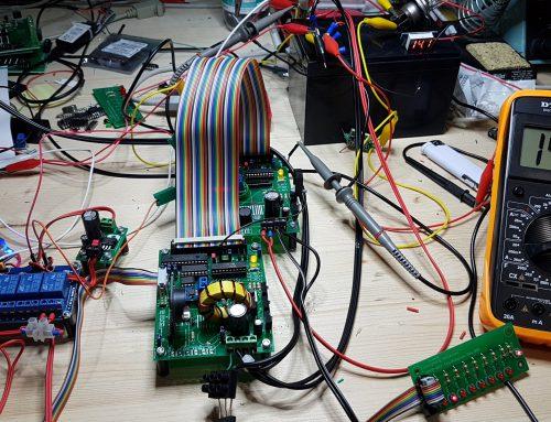 Raspberry Pi Solarcontroller