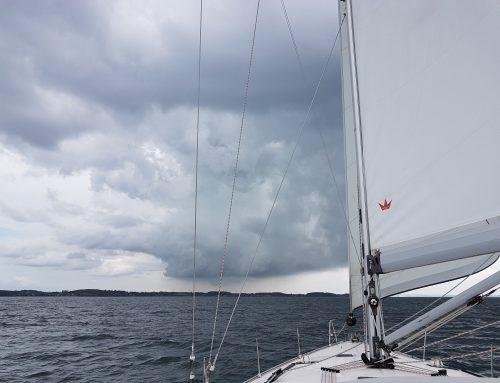 Segeltörn 2018 auf der Ostsee