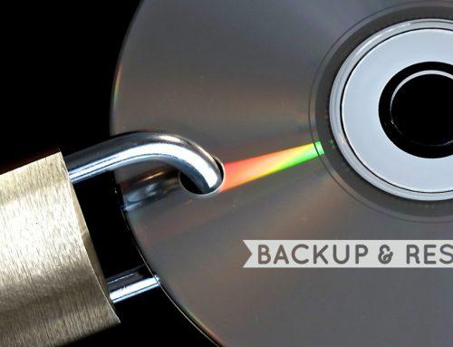 Überlegungen zur Datensicherung