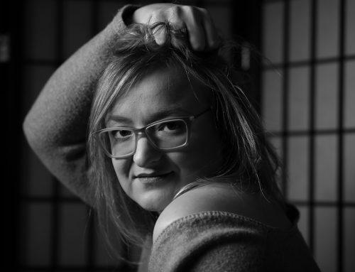 Fotoshooting zum Thema Lifestyle mit Brille