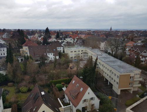 16.03.2019 Blick auf Bielefeld
