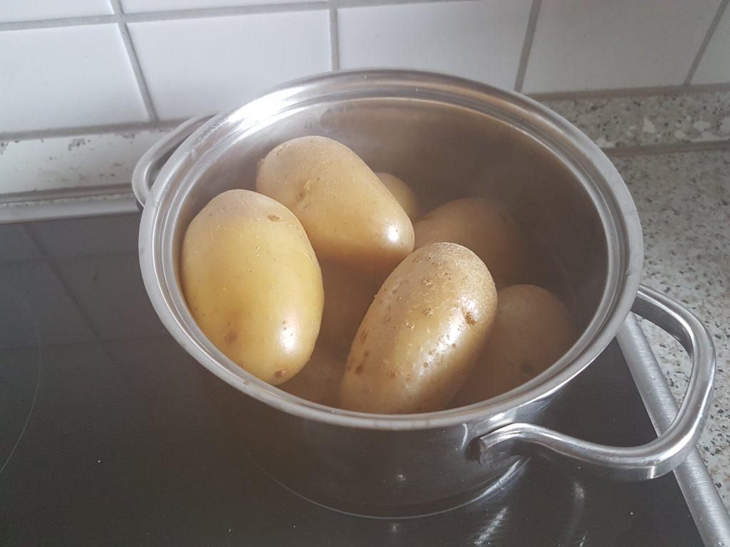 Kochen mit Georg - Kartoffeln und Gemüse schnell und einfach zubereitet