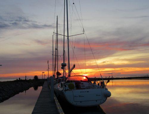 Segeltörn auf der Ostsee – neuer Crewman gesucht