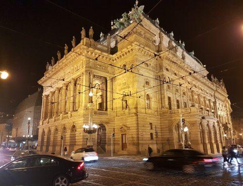 Wie die Zeit vergeht – das war Prag