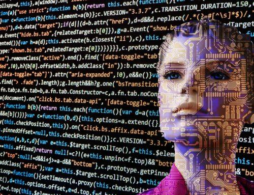 Einzug von Künstlicher Intelligenz (KI) auf dieser Webseite