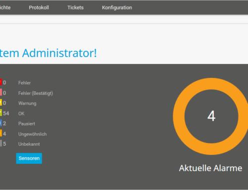 Betrieb und Monitoring von Cloud Services im Home Office