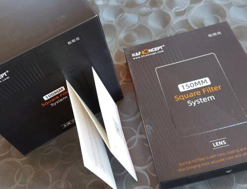Unboxing Square Filter System
