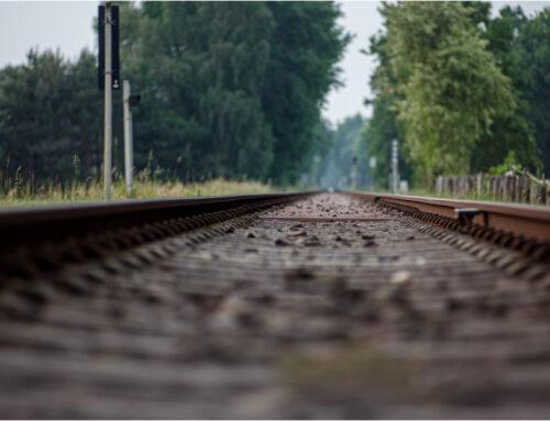 Bahnschienen